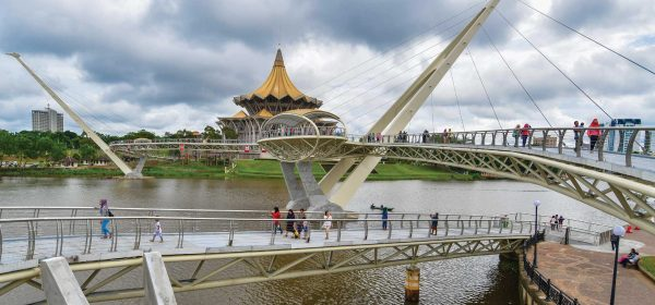 Journey through Sarawak