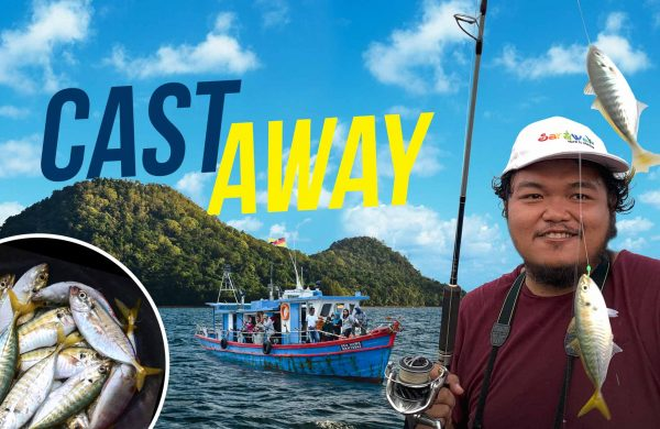 Cast Away: A deep sea fishing expedition